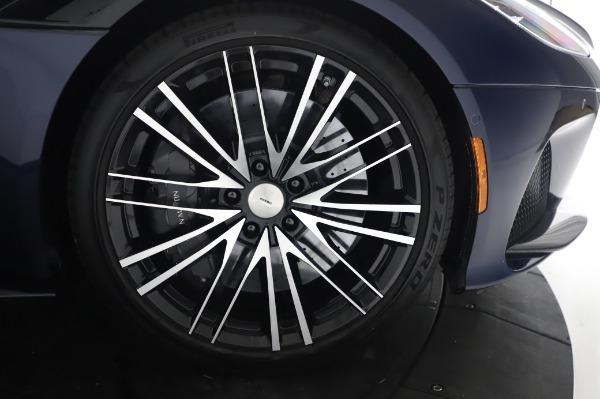 New 2020 Aston Martin DBS Superleggera for sale $338,286 at Bugatti of Greenwich in Greenwich CT 06830 23