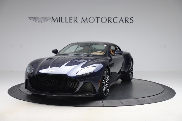 New 2020 Aston Martin DBS Superleggera for sale $338,286 at Bugatti of Greenwich in Greenwich CT 06830 3