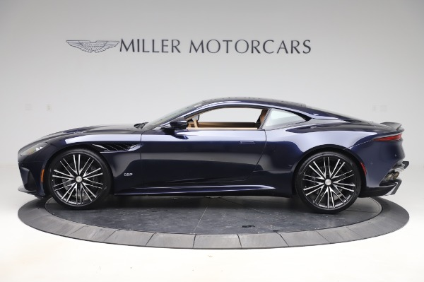 New 2020 Aston Martin DBS Superleggera Coupe for sale $338,286 at Bugatti of Greenwich in Greenwich CT 06830 4