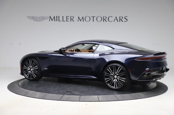 New 2020 Aston Martin DBS Superleggera for sale $338,286 at Bugatti of Greenwich in Greenwich CT 06830 5
