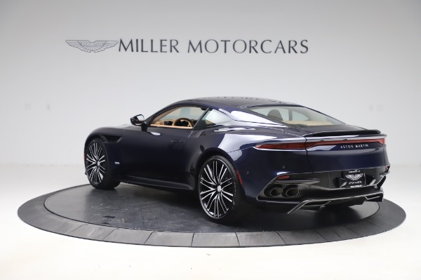 New 2020 Aston Martin DBS Superleggera for sale $338,286 at Bugatti of Greenwich in Greenwich CT 06830 6