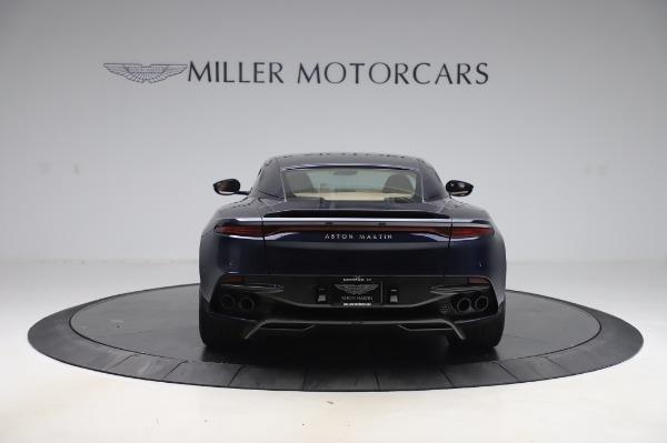 New 2020 Aston Martin DBS Superleggera for sale $338,286 at Bugatti of Greenwich in Greenwich CT 06830 7