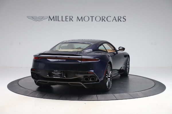 New 2020 Aston Martin DBS Superleggera Coupe for sale $338,286 at Bugatti of Greenwich in Greenwich CT 06830 8