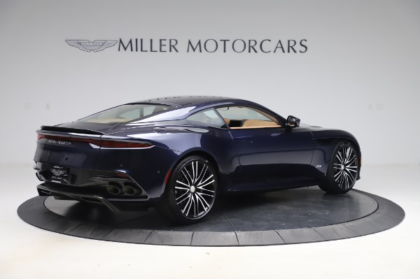 New 2020 Aston Martin DBS Superleggera Coupe for sale $338,286 at Bugatti of Greenwich in Greenwich CT 06830 9