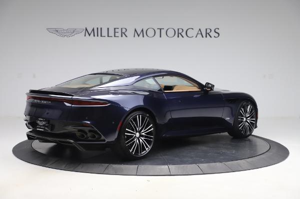 New 2020 Aston Martin DBS Superleggera for sale $338,286 at Bugatti of Greenwich in Greenwich CT 06830 9