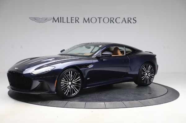 New 2020 Aston Martin DBS Superleggera for sale $338,286 at Bugatti of Greenwich in Greenwich CT 06830 1