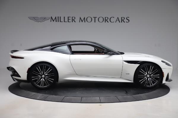 New 2020 Aston Martin DBS Superleggera for sale $337,686 at Bugatti of Greenwich in Greenwich CT 06830 10