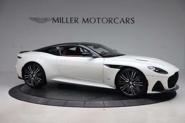 New 2020 Aston Martin DBS Superleggera Coupe for sale $337,686 at Bugatti of Greenwich in Greenwich CT 06830 11