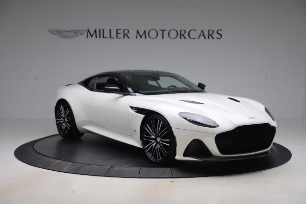 New 2020 Aston Martin DBS Superleggera for sale $337,686 at Bugatti of Greenwich in Greenwich CT 06830 12