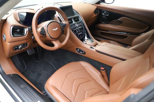 New 2020 Aston Martin DBS Superleggera for sale $337,686 at Bugatti of Greenwich in Greenwich CT 06830 13