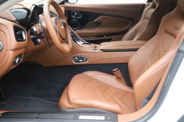 New 2020 Aston Martin DBS Superleggera Coupe for sale $337,686 at Bugatti of Greenwich in Greenwich CT 06830 14
