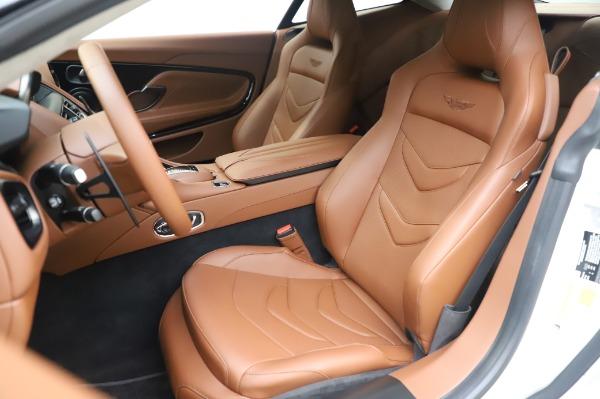 New 2020 Aston Martin DBS Superleggera for sale $337,686 at Bugatti of Greenwich in Greenwich CT 06830 15