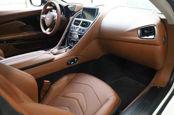 New 2020 Aston Martin DBS Superleggera for sale $337,686 at Bugatti of Greenwich in Greenwich CT 06830 18