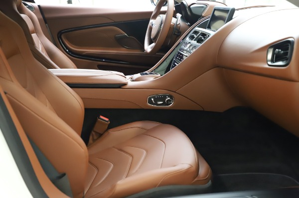 New 2020 Aston Martin DBS Superleggera Coupe for sale $337,686 at Bugatti of Greenwich in Greenwich CT 06830 19