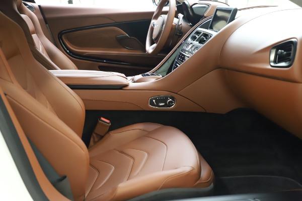 New 2020 Aston Martin DBS Superleggera for sale $337,686 at Bugatti of Greenwich in Greenwich CT 06830 19