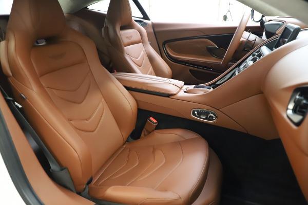 New 2020 Aston Martin DBS Superleggera Coupe for sale $337,686 at Bugatti of Greenwich in Greenwich CT 06830 20