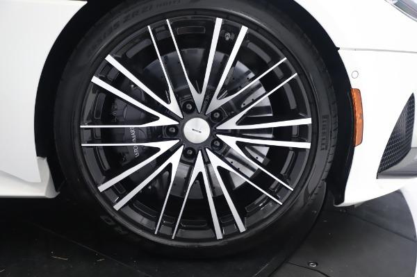 New 2020 Aston Martin DBS Superleggera for sale $337,686 at Bugatti of Greenwich in Greenwich CT 06830 23