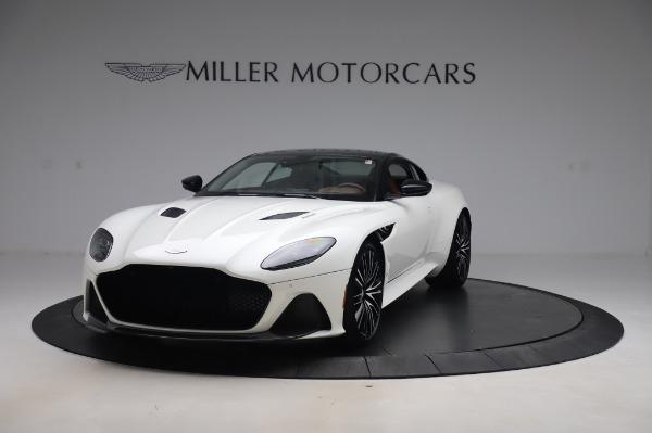 New 2020 Aston Martin DBS Superleggera Coupe for sale $337,686 at Bugatti of Greenwich in Greenwich CT 06830 3