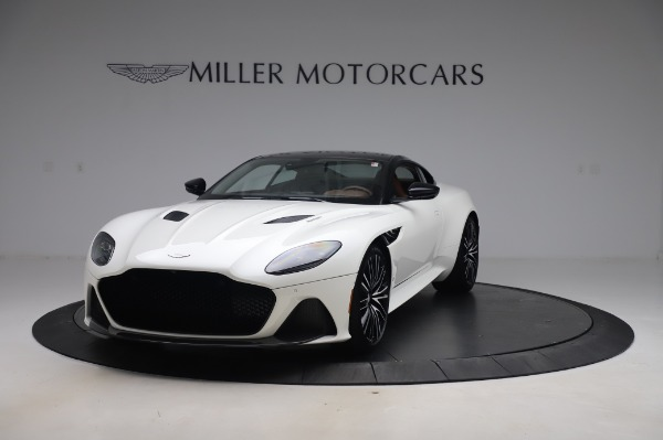 New 2020 Aston Martin DBS Superleggera for sale $337,686 at Bugatti of Greenwich in Greenwich CT 06830 3