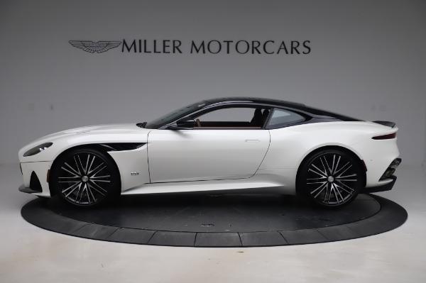 New 2020 Aston Martin DBS Superleggera Coupe for sale $337,686 at Bugatti of Greenwich in Greenwich CT 06830 4
