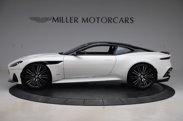New 2020 Aston Martin DBS Superleggera for sale $337,686 at Bugatti of Greenwich in Greenwich CT 06830 4