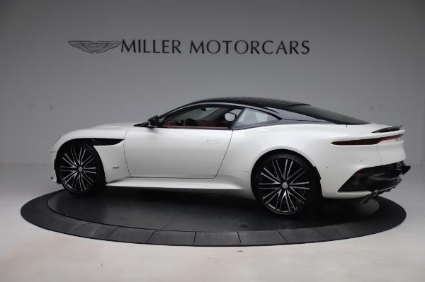 New 2020 Aston Martin DBS Superleggera for sale $337,686 at Bugatti of Greenwich in Greenwich CT 06830 5