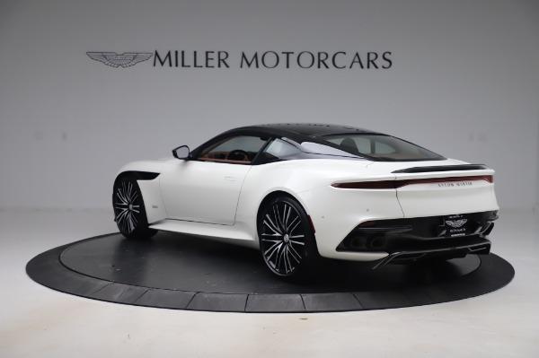 New 2020 Aston Martin DBS Superleggera for sale $337,686 at Bugatti of Greenwich in Greenwich CT 06830 6