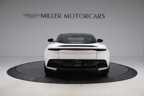 New 2020 Aston Martin DBS Superleggera for sale $337,686 at Bugatti of Greenwich in Greenwich CT 06830 7