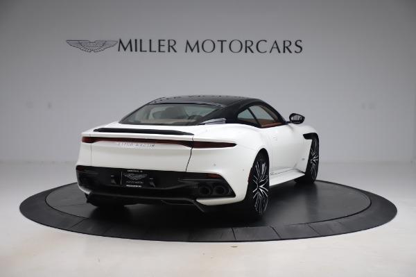 New 2020 Aston Martin DBS Superleggera for sale $337,686 at Bugatti of Greenwich in Greenwich CT 06830 8
