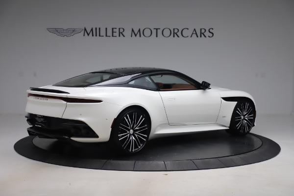 New 2020 Aston Martin DBS Superleggera Coupe for sale $337,686 at Bugatti of Greenwich in Greenwich CT 06830 9