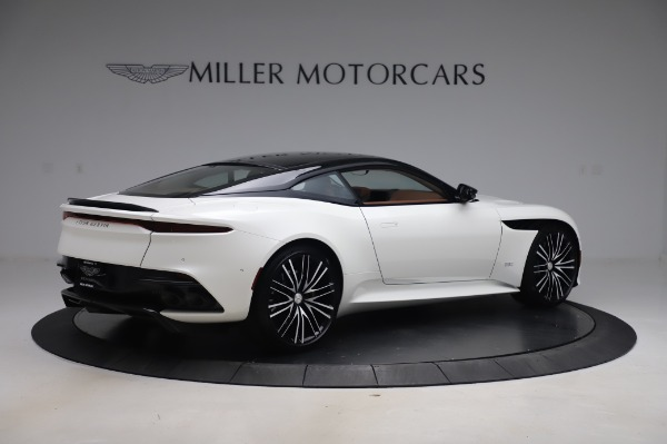 Used 2020 Aston Martin DBS Superleggera for sale $299,990 at Bugatti of Greenwich in Greenwich CT 06830 9