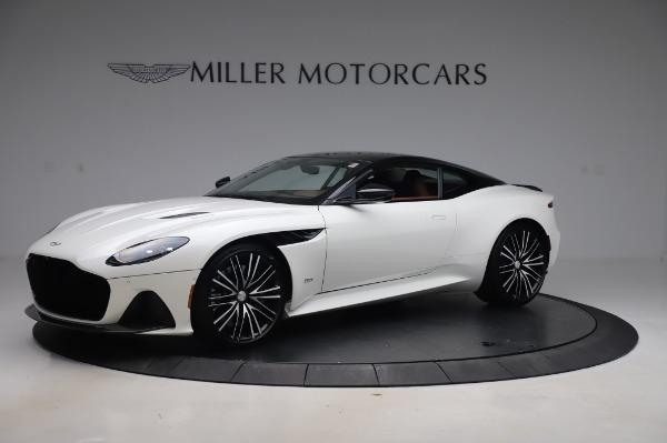 New 2020 Aston Martin DBS Superleggera Coupe for sale $337,686 at Bugatti of Greenwich in Greenwich CT 06830 1