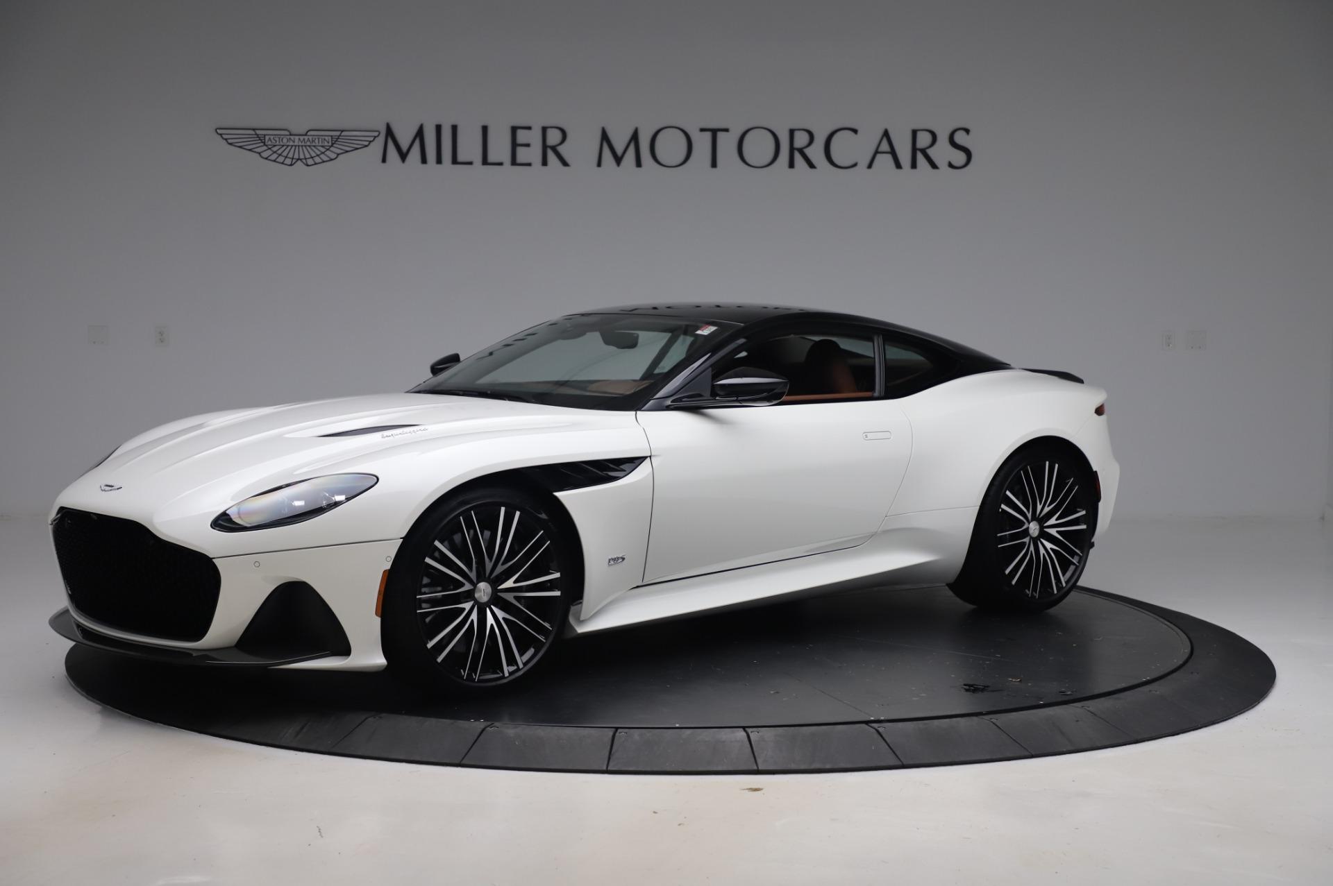 New 2020 Aston Martin DBS Superleggera for sale $337,686 at Bugatti of Greenwich in Greenwich CT 06830 1