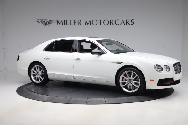 Used 2018 Bentley Flying Spur V8 S for sale $149,900 at Bugatti of Greenwich in Greenwich CT 06830 10