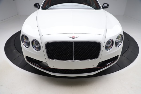 Used 2018 Bentley Flying Spur V8 S for sale $149,900 at Bugatti of Greenwich in Greenwich CT 06830 13