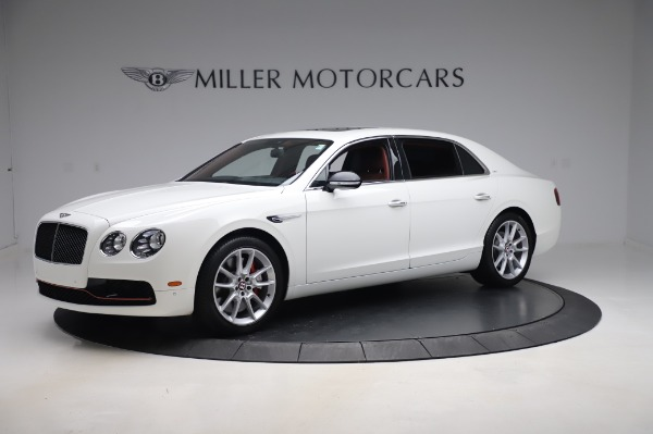 Used 2018 Bentley Flying Spur V8 S for sale $149,900 at Bugatti of Greenwich in Greenwich CT 06830 2