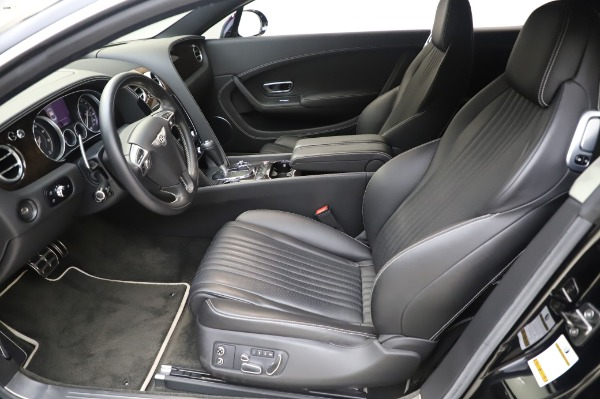 Used 2016 Bentley Continental GT W12 for sale $124,900 at Bugatti of Greenwich in Greenwich CT 06830 19