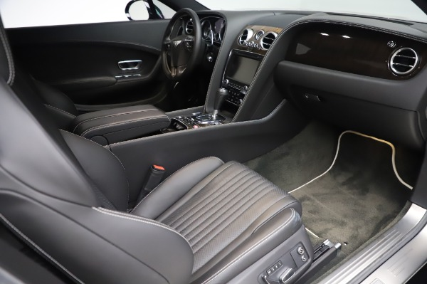 Used 2016 Bentley Continental GT W12 for sale $124,900 at Bugatti of Greenwich in Greenwich CT 06830 22