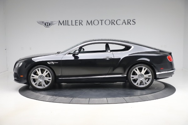 Used 2016 Bentley Continental GT W12 for sale $124,900 at Bugatti of Greenwich in Greenwich CT 06830 3
