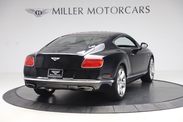 Used 2016 Bentley Continental GT W12 for sale $124,900 at Bugatti of Greenwich in Greenwich CT 06830 7