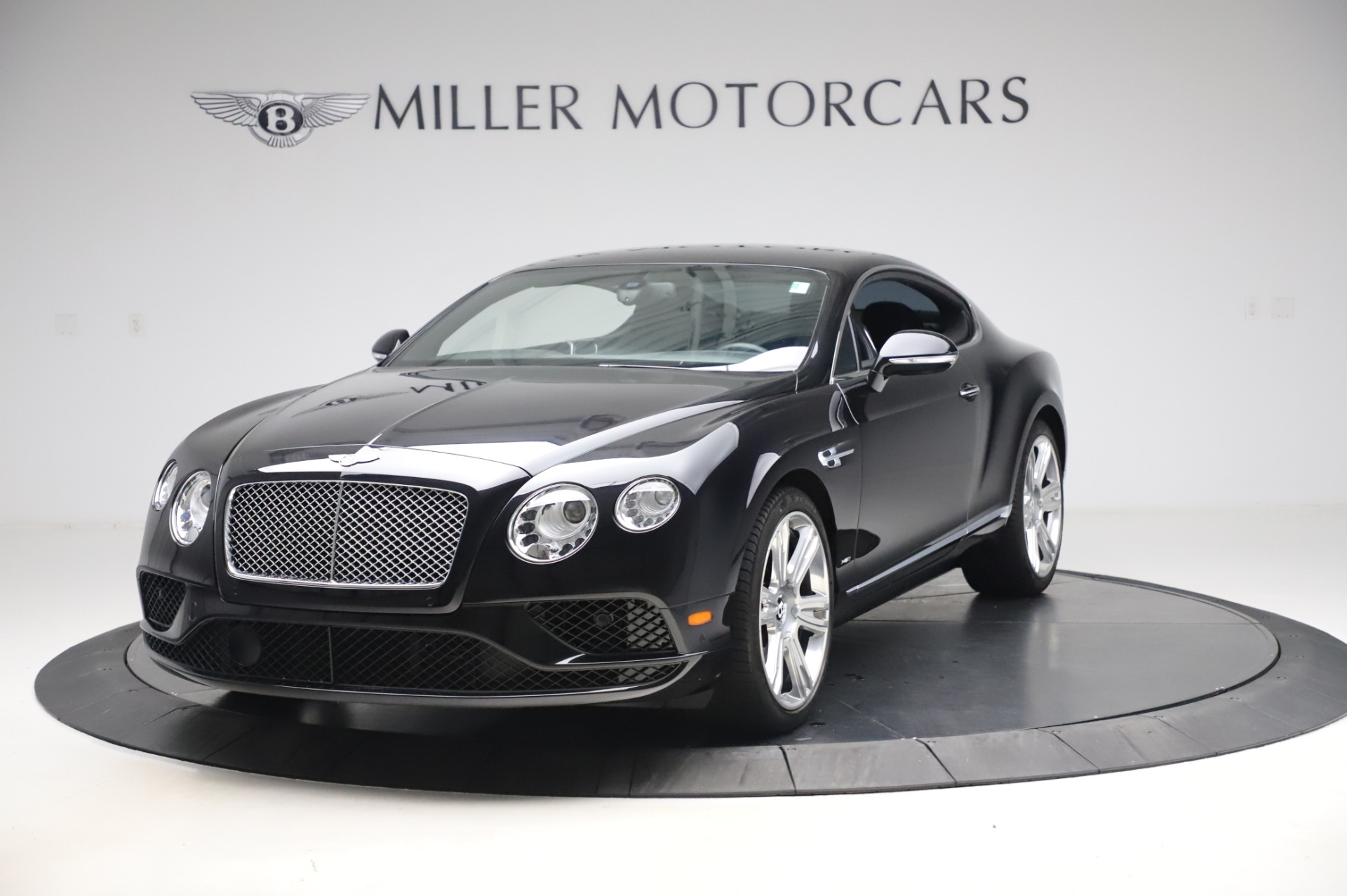 Used 2016 Bentley Continental GT W12 for sale $124,900 at Bugatti of Greenwich in Greenwich CT 06830 1