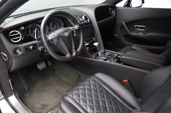 Used 2017 Bentley Continental GT V8 S for sale $133,900 at Bugatti of Greenwich in Greenwich CT 06830 15