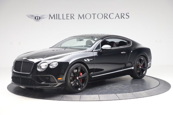 Used 2017 Bentley Continental GT V8 S for sale $133,900 at Bugatti of Greenwich in Greenwich CT 06830 2