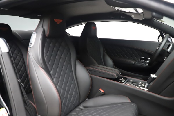 Used 2017 Bentley Continental GT V8 S for sale $133,900 at Bugatti of Greenwich in Greenwich CT 06830 22