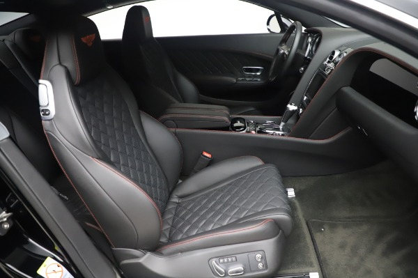 Used 2017 Bentley Continental GT V8 S for sale $133,900 at Bugatti of Greenwich in Greenwich CT 06830 23