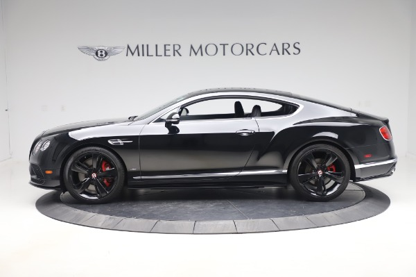 Used 2017 Bentley Continental GT V8 S for sale $133,900 at Bugatti of Greenwich in Greenwich CT 06830 3