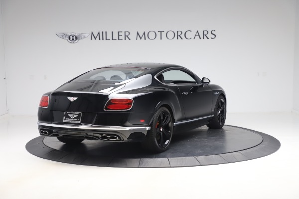 Used 2017 Bentley Continental GT V8 S for sale $133,900 at Bugatti of Greenwich in Greenwich CT 06830 6