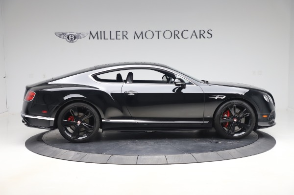 Used 2017 Bentley Continental GT V8 S for sale $133,900 at Bugatti of Greenwich in Greenwich CT 06830 8