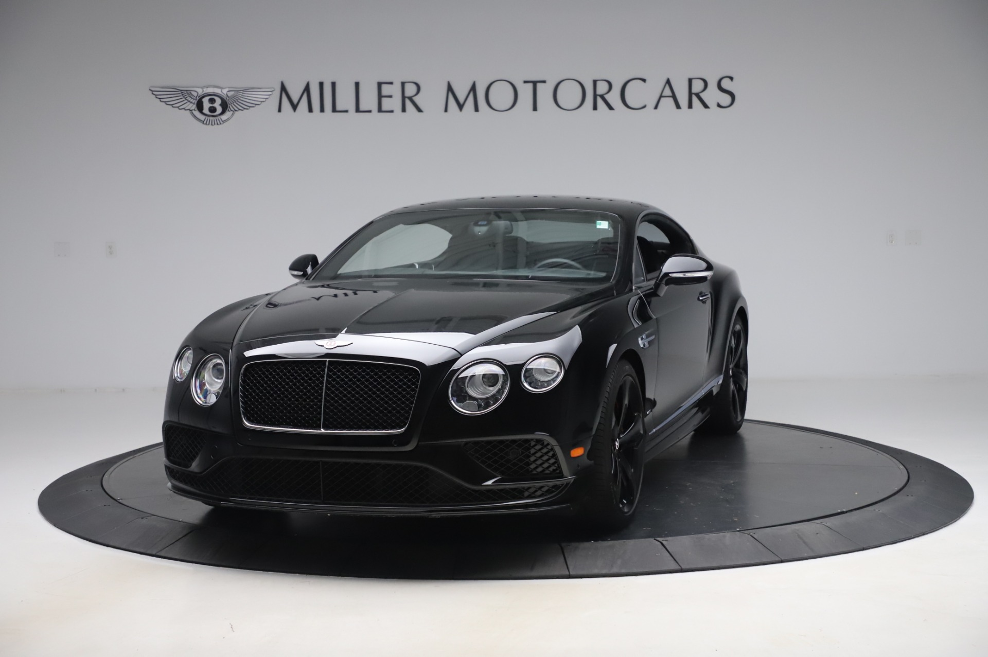 Used 2017 Bentley Continental GT V8 S for sale $133,900 at Bugatti of Greenwich in Greenwich CT 06830 1