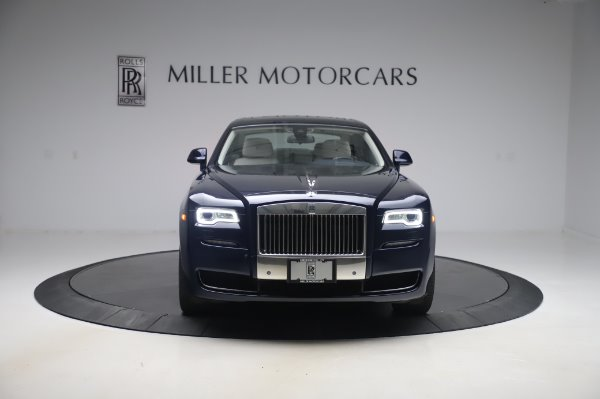 Used 2016 Rolls-Royce Ghost for sale $173,900 at Bugatti of Greenwich in Greenwich CT 06830 10